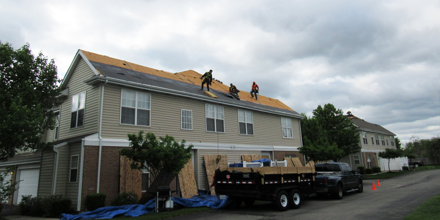 Commercial Roofing in Indianapolis-Roofing services in